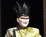 シンポジウム『チケット高額転売問題』のパネルディスカッションに参加したデーモン閣下 (C)ORICON NewS inc.
