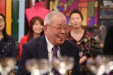 フジテレビ系『アウト×デラックス』に出演する野村克也氏 (C)フジテレビ