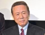 喜寿を迎え映画人としての喜びと決意を表した小林稔侍 (C)ORICON NewS inc.
