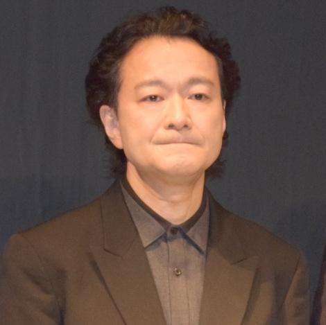 舞台『バリーターク』の制作発表会に出席した白井晃氏 (C)ORICON NewS inc.