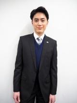 身辺警護課沢口を演じる (C)ORICON NewS inc.