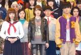 劇団4ドル50セント(左から)福島雪菜、糸原美波、中村碧十 (C)ORICON NewS inc.