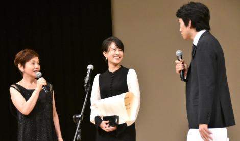 石橋静河=『第60回ブルーリボン賞』受賞式 (C)ORICON NewS inc.
