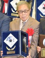 『第54回 平成29年度日本クラウンヒット賞』贈呈式に出席した北島三郎 (C)ORICON NewS inc.