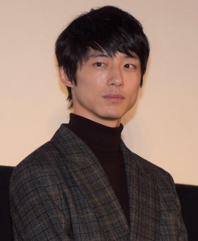 『今夜、ロマンス劇場で』初日舞台あいさつ登壇した坂口健太郎 (C)ORICON NewS inc.