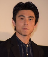 『今夜、ロマンス劇場で』初日舞台あいさつ登壇した中尾明慶 (C)ORICON NewS inc.