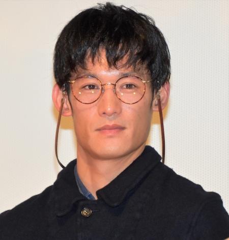 映画『富美子の足』初日舞台あいさつに登壇した淵上泰史 (C)ORICON NewS inc.