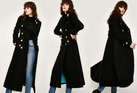 サムネイル 限定復刻販売される『d fashion×SLY Limited Coat』(税込:32184円)