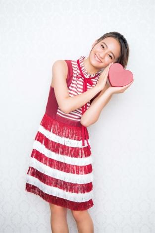 サムネイル 『週刊少年ジャンプ』11号のグラビアに登場した岡田結実 (C)Takeo Dec.