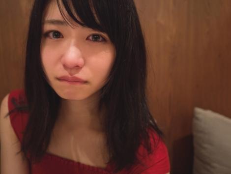 """サムネイル 長濱ねるの""""エモかわいい""""泣き顔カット(撮影/細居幸次郎)"""