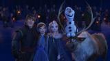 ディズニー/ピクサー映画『リメンバー・ミー』(3月16日公開)と同時上映『アナと雪の女王/家族の思い出』 (C)2018 Disney. All Rights Reserved.
