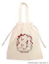 買い物をした人対象の数量限定「Closet オリジナル巾着トートバッグ」