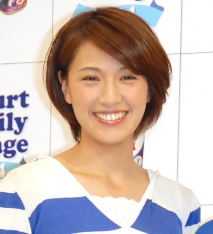 サムネイル 第2子出産を発表した浅尾美和 (C)ORICON NewS inc.