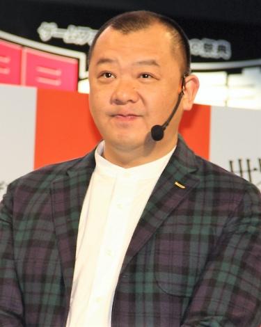 「auひかり新サービスPRイベント」に登場したTKO・木下隆行 (C)ORICON NewS inc.