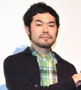 映画『サイモン&タダタカシ』先行上映舞台あいさつに出席した小田学監督 (C)ORICON NewS inc.