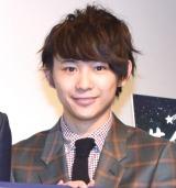 映画『サイモン&タダタカシ』先行上映舞台あいさつに出席した須賀健太 (C)ORICON NewS inc.