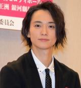 『恋するヴァンパイア』製作記者発表会見に出席した戸塚祥太 (C)ORICON NewS inc.