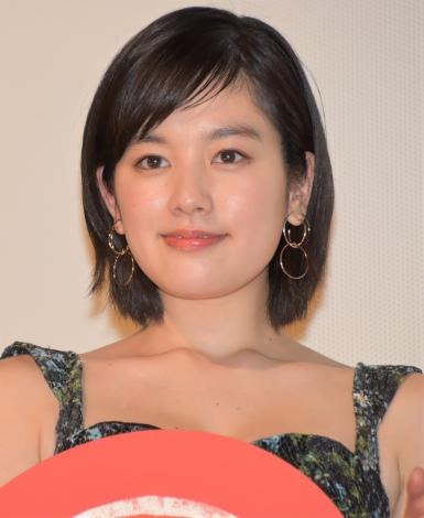 『犬猿』初日舞台あいさつに登壇した筧美和子 (C)ORICON NewS inc.