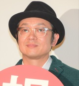 『犬猿』初日舞台あいさつに登壇した吉田恵輔監督 (C)ORICON NewS inc.