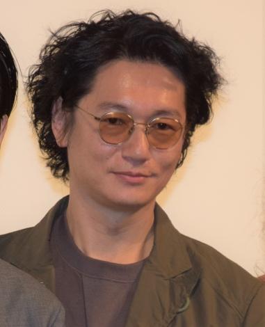 『ニワトリ★スター』完成披露試写会に登壇した井浦新 (C)ORICON NewS inc.