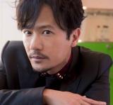 ブログへのこだわりや今後のビジョンを語った稲垣吾郎 (撮影/草刈正之) (C)ORICON NewS inc.
