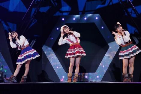 『SKE48 47都道府県全国ツアー 〜機は熟した。全国へ行こう!〜』新潟公演より(C)AKS
