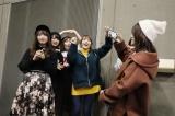 追加公演などのサプライズ発表に歓喜するSKE48メンバー(C)AKS