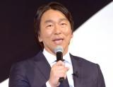 後輩・大谷翔平選手に「期待しています」と語った松井秀喜氏 (C)ORICON NewS inc.