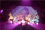 7人体制初ライブを開催した夢みるアドレセンス(写真:佐藤友昭)