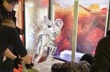 『#コーク氷のハイライト』は18日まで展示中