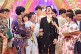 『第38回ABCお笑いグランプリ』で優勝した霜降り明星の号泣シーン(C)ABC
