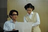 長谷川純、『越路吹雪物語』で運命の恋人役 ピアノ演奏にも初挑戦