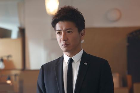 ドラマ『BG~身辺警護人~』より初出し!木村拓哉の