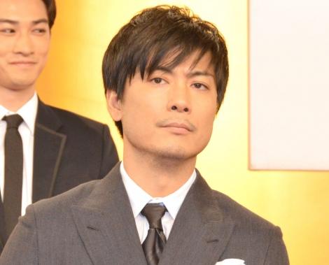 NHK大河ドラマ『西郷どん』に出演が決まった玉山鉄二 (C)ORICON NewS inc.