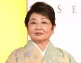 NHK大河ドラマ『西郷どん』に出演が決まった泉ピン子 (C)ORICON NewS inc.