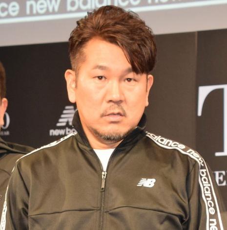 『new balance T360』のローンチイベントに出席したFUJIWARA・藤本敏史 (C)ORICON NewS inc.