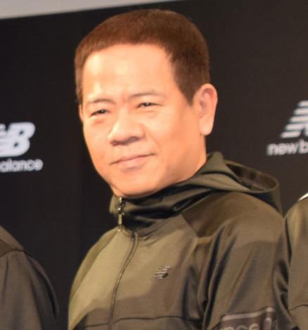 『new balance T360』のローンチイベントに出席したFUJIWARA・原西孝幸 (C)ORICON NewS inc.
