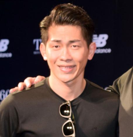 『new balance T360』のローンチイベントに出席したジャングルポケット・太田博久 (C)ORICON NewS inc.
