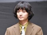 『空海 —KU-KAI— 美しき王妃の謎』のイベントに出席した染谷将太 (C)ORICON NewS inc.
