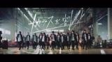 MA-1に黒パンツ姿のロックな欅坂46