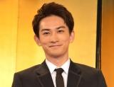 NHK大河ドラマ『西郷どん』に出演が決まった町田啓太 (C)ORICON NewS inc.