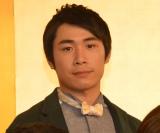 NHK大河ドラマ『西郷どん』に出演が決まった斎藤嘉樹 (C)ORICON NewS inc.