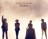 SEKAI NO OWARIのライブBlu-ray『Tarkus』ジャケット