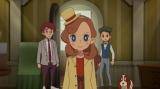 アニメ『レイトン』4・8放送決定 今井翼が演じるキャラビジュアルも公開(C)LEVEL-5/レイトンミステリー探偵社