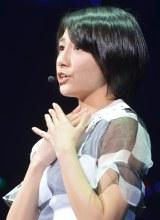 母親と同じ早稲田大学文学部に合格したことを発表した乃木坂46の市來玲奈 (C)ORICON NewS inc.