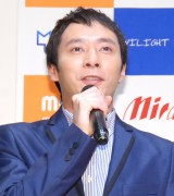 映画『さざ波ラプソディー』舞台あいさつに出席したいしだ壱成 (C)ORICON NewS inc.