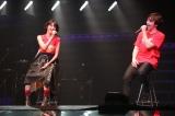 盟友・満島ひかりと18年ぶりにライブ共演を果たした三浦大知