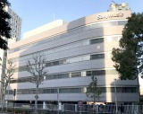 ソニー・ミュージックエンタテインメントが譲渡を発表したSME乃木坂ビル (C)ORICON NewS inc.