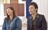 映画『光へ、航る』で共演する(左から)尾野真千子、草なぎ剛 (C)ORICON NewS inc.