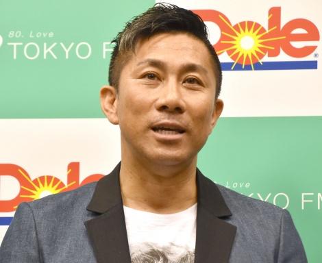 TOKYO FMの特別番組『Doleバナペンpresents チアアップランナーズ』公開収録に参加した前園真聖 (C)ORICON NewS inc.